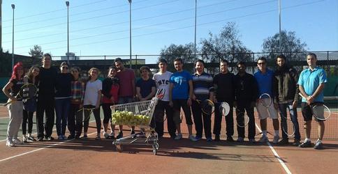 bornova tenis